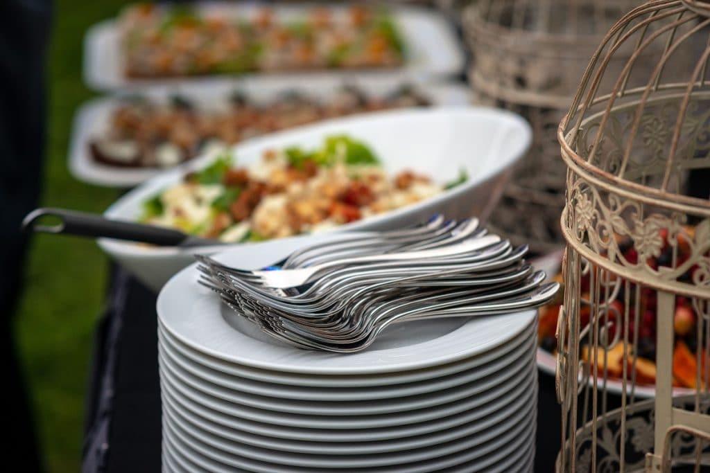 Définir le type de repas de mariage que l'on désire