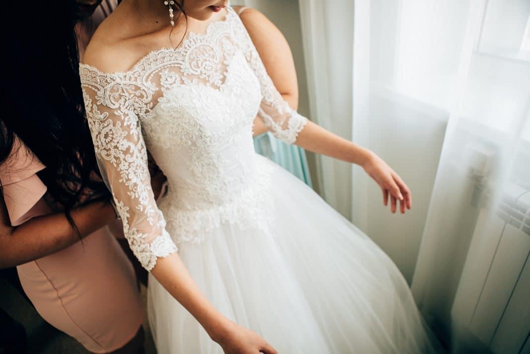 La robe de mariée blanche : une obligation ?