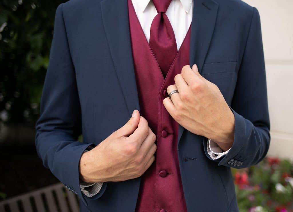 Quelle coupe pour un costume de marié ?