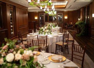 Que faut-il sur une table de mariage ?