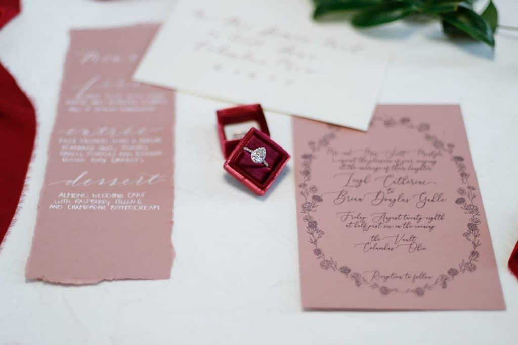 Comment annoncer la liste de mariage ?