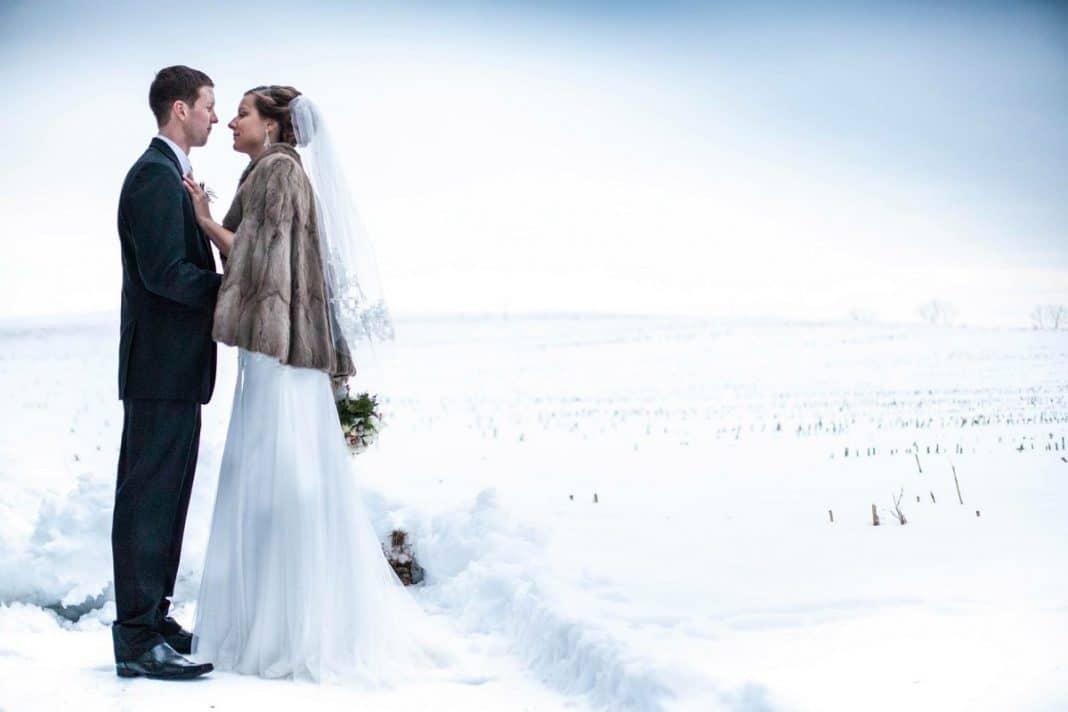 Se marier en hiver : nos conseils