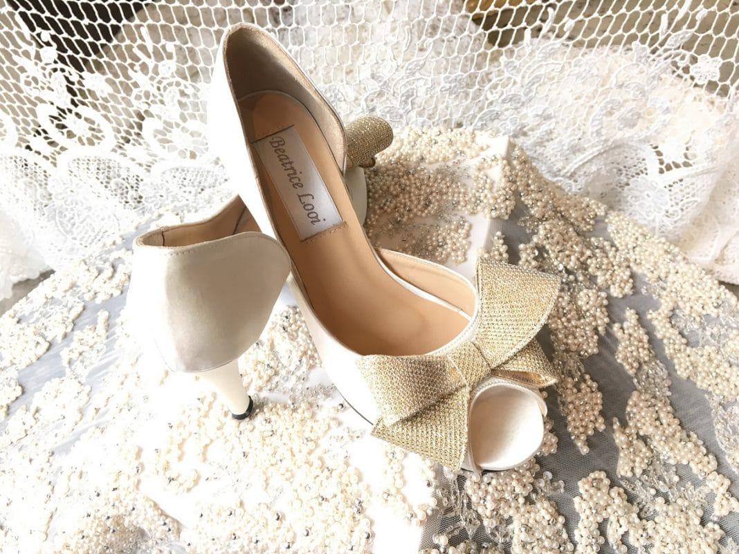 Quel style de chaussures pour la mariée ?