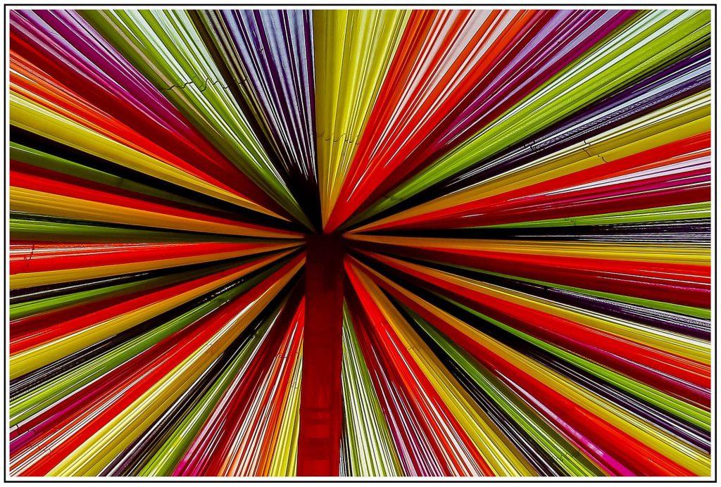 Mélanger trop de couleurs