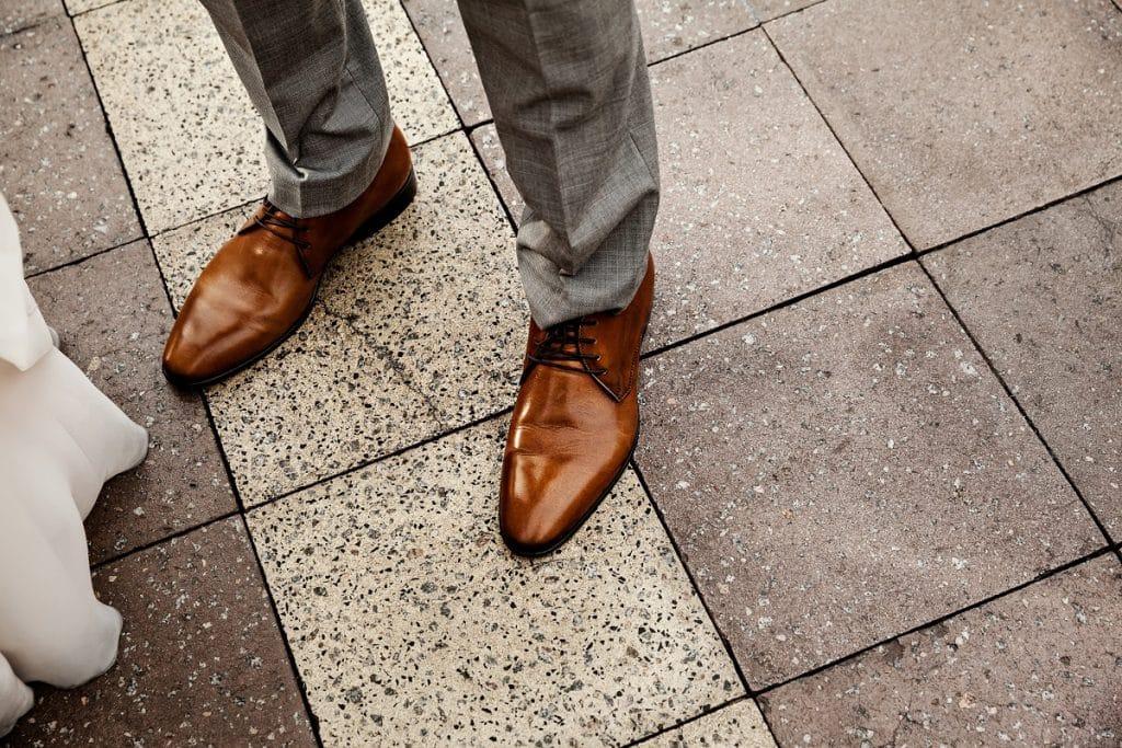 Quel modèle de chaussures choisi faut-il pour un mariage ?
