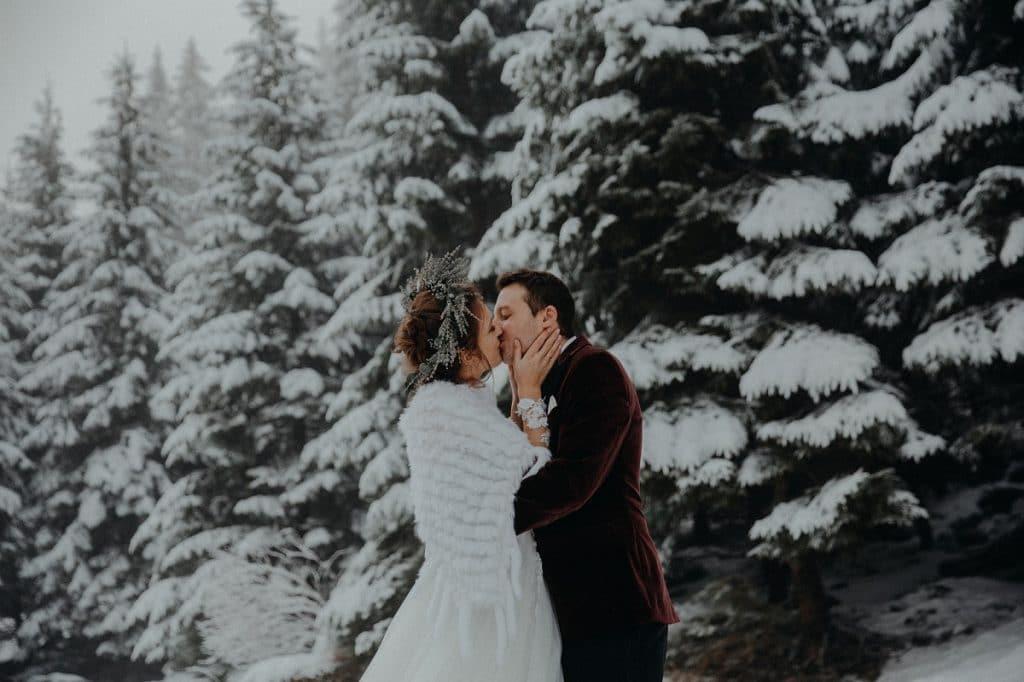 Organiser une séance photos dans la neige