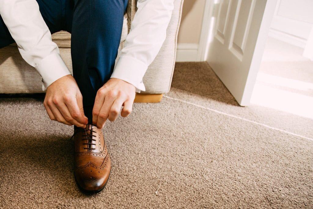 Quelle couleur de chaussures pour un mariage ?